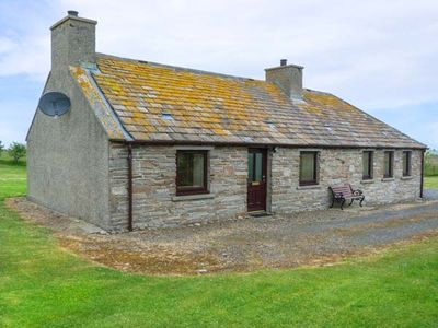 Photo for ROEGNSTER, pet friendly, with a garden in Castletown, Ref 937927