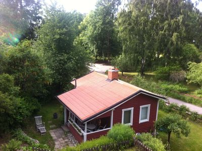 Photo for Oceanatelier - a archipelago cottage 10 min drive from stockholmcity.