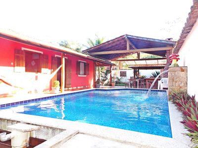 Photo for House Swimming Pool, Barbecue, Wood Stove for up to 15 people