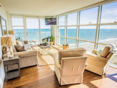 Photo for OCEANFRONT PENTHOUSE