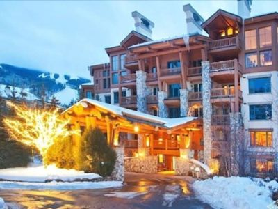 Photo for Premium ski in/out access,3 bedroom/ 3.5 bath corner unit at Elkhorn Lodge