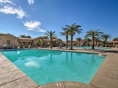 Photo for NEW! Modern Mesa Townhouse w/ Pool & Gym Access!