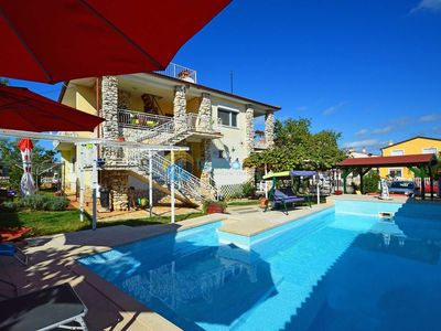Photo for Apartment 354/820 (Istria - Valbandon), Family holiday, 700m from the beach