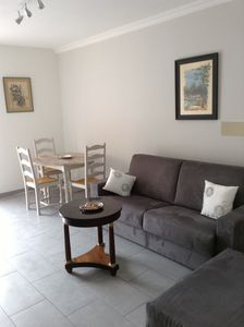 Photo for 10% DISCOUNT ON THE OCT MONTHS, NOV - Large 2 rooms new in downtown, calm
