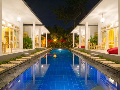 Photo for 6 BR HIDDEN PARADISE in Jimbaran, Bali! - 1 FREE BBQ for 5N STAY