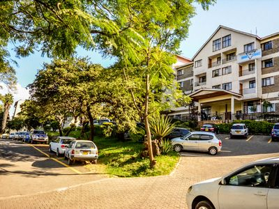 Photo for Furnished Studio Apartments at YWCA Parkview Suites ,Nairobi(YWCA OF KENYA)