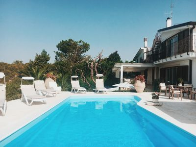 Photo for 6pax 2rooms - Panoramic Villa Private Swimmingpool shared only with owner