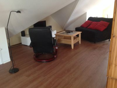 Photo for Flat - Apartment / Studio, open living and Schlafber.