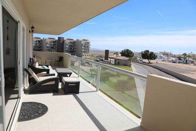 Spacious patio - this will be your favorite place to spend the time.