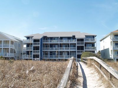 Photo for Newly remodeled for 2019!  Beautiful Top Floor Condo Short Distance to Downtown Carolina Beach - REEFS 5 unit 3D