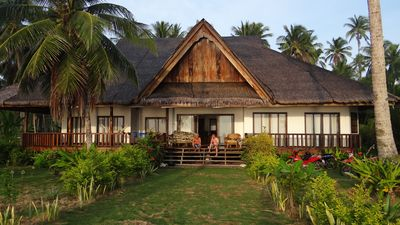 Photo for SiargaoSunrise, A Tropical Beach House In The Philippines