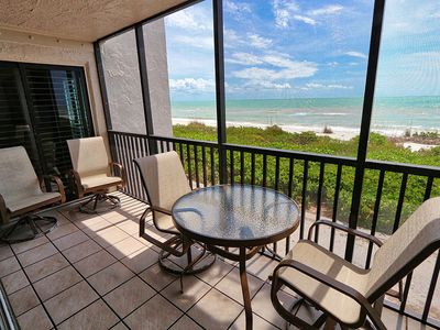 Photo for Gulf front, Two Bedroom Condo - Sundial K205