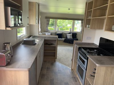 Photo for Luxury Mobile Home Seton Sands