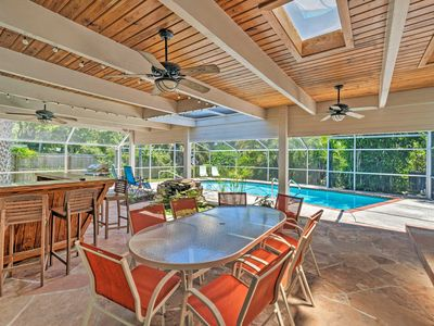 Photo for Siesta Key 'Casa Serena' w/Private Pool + Lanai!