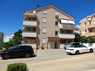 Photo for Apartments MARKO for 13 people near the beach, WiFi&aircon