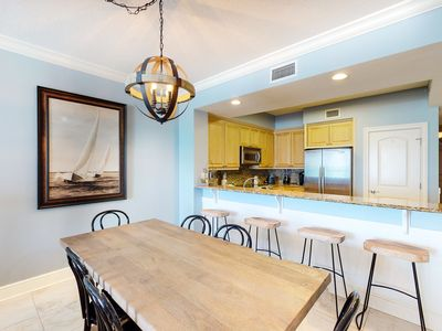 Photo for 2nd Floor Gulf Front Condo! Pools Onsite, Nearby Shopping & Dining!