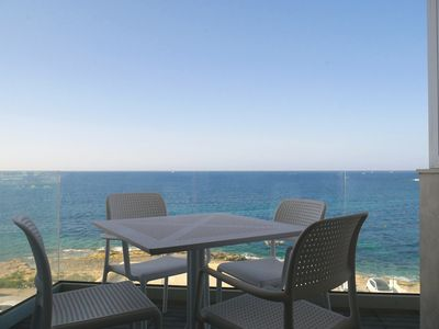 Photo for SeaFront Luxurious Apartment- CENTRE  '' SeaBreeze ''