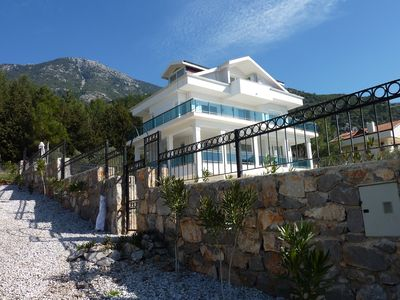 Photo for This is a New Luxury property for 2016 located in Ovacik