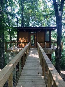 Photo for A romantic Treehouse getaway for Adults located in Hocking Hills!