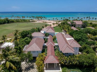 Photo for Perfect Ocean view and golf view Villa in Punta Cana