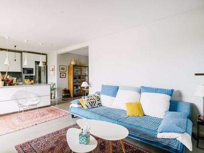 Photo for Quiet, safe, pretty, comfortable appartement In a residential aerea