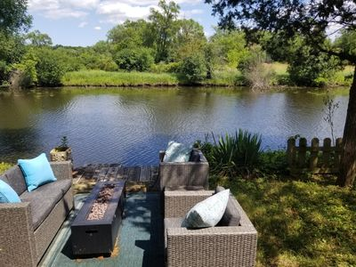 Photo for Fox Lake Semi secluded waterfront! 3 properties!