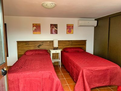 Photo for Come en enjoy your holidays in a country house close to Torre del Mar.
