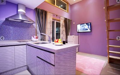 Photo for Cosy place near Olympic venue - purple