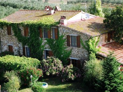 Photo for Apartment Podere Gli Scopai Wohnung Nr. 3  in Ravi, Tuscany Coast - 6 persons, 3 bedrooms