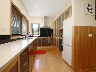 Photo for A ZEN property - Porepunkah, VIC