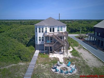 Photo for OCEANFRONT - 5 BR / 3.5 BA - Heline Hideaway II