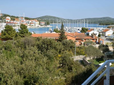 Photo for Apartment Jadranka  A2-Blue (2+2)  - Jezera, Island Murter, Croatia