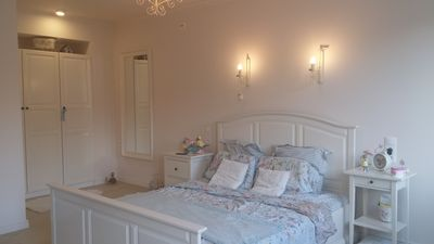 Photo for Luxurious Apartment in a perfect location. Free Parking&WiFi