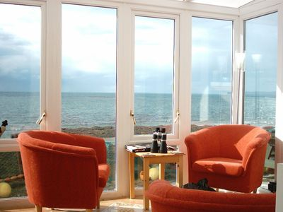Photo for Shorehaven Holiday Rental, On sea shore, Quilty, west Clare