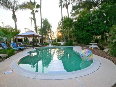Photo for *Heated Pool*Hot Tub*Sport Court*Acre Lot*Outdoor Living*5Br*