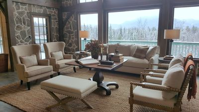 Photo for Luxury Mountain View Retreat Close to Bretton Woods, Cannon and Loon Mountains