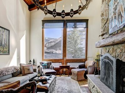 Photo for Elegant 3Br Condo Lodge at Vail-Book by 11/1