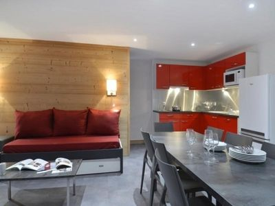 Photo for Apartment Plagne Bellecôte, 3 bedrooms, 8 persons