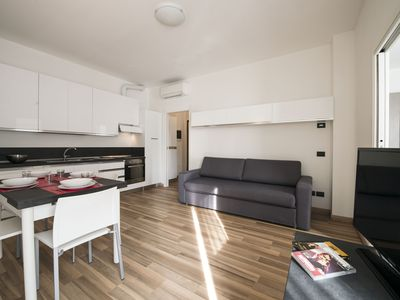 Photo for Brand-new 1bdr close to Politecnico in Milan