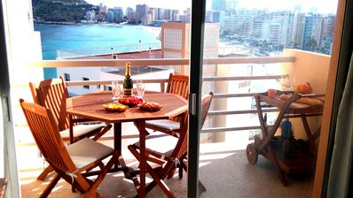 Photo for Apartment Vacation Rental in Calpe
