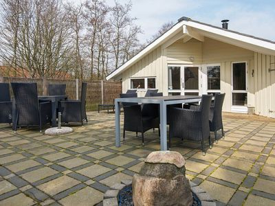 Photo for Charming Holiday Home in Oksbøl with Terrace