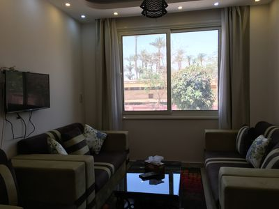 Photo for a luxury apartment und the city center of Luxor, near of Nile