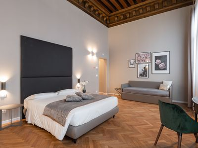 Photo for Room 102 - Hotel Palazzo Martinelli Dolfin - Rent for rooms for 4 people