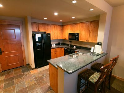 Photo for Comfortable Ski In/Ski Out Condo w/ Valley Views