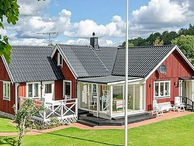 Photo for 4 star holiday home in Harplinge