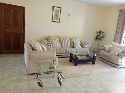 Photo for Exclusively furnished apartment Kilimani surburbs