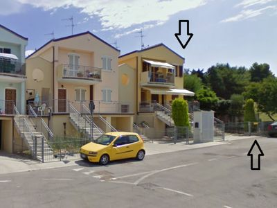 Photo for Casale al Mare 2 (Air-conditioned semi-detached villa with wi-fi and bicycle parking)