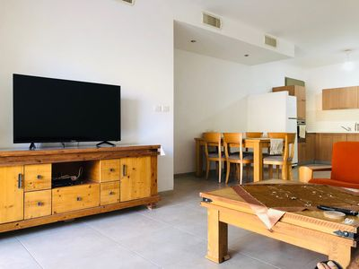 Photo for Family-Friendly Apartment in Zichron Yaakov