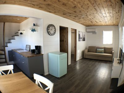Open Layout with natural light throughout