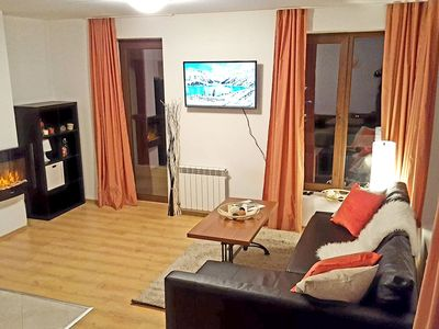 Photo for Homerez last minute deal - Nice apt - 100 m from the slopes